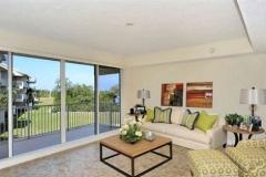 Living Room w/ Terrace