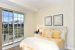 Bedroom 3 w/ Terrace
